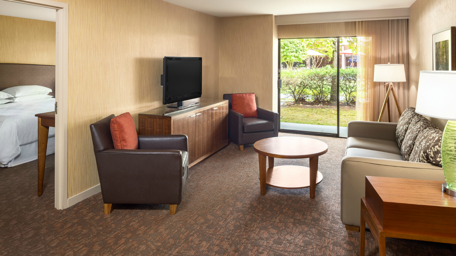 Richmond BC Accommodations - Executive Suite