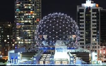 Things to Do in Vancouver - Science World at TELUS World of Scienc